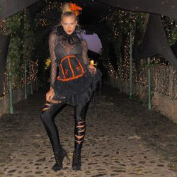 Patricia Montero en Halloween