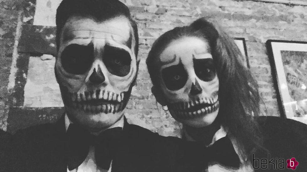 Fonsi Nieto en Halloween