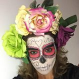 Virginia Troconis en Halloween