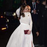 Kate Middleton en el estreno de 'A street cat named Bob'