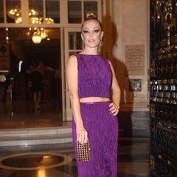 Silvia Marty en los Premios GQ Hombres del Año 2016