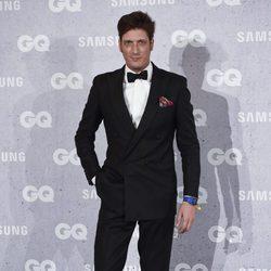 Luis Medina en los Premios GQ Hombres del Año 2016