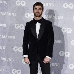 Alfonso Bassave en los Premios GQ Hombres del Año 2016