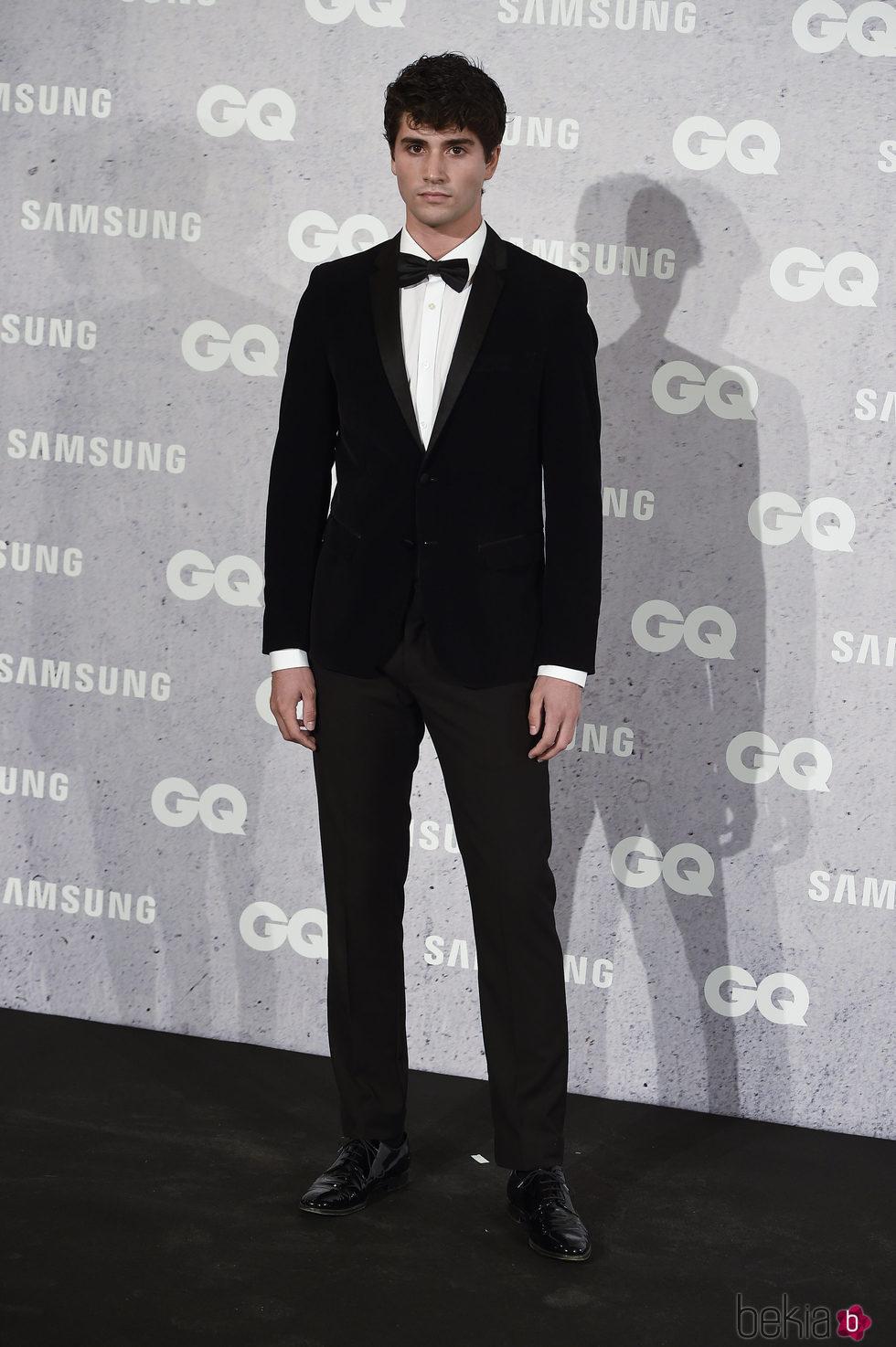 Marc Forné en los Premios GQ Hombres del Año 2016