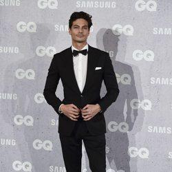 Javier de Miguel en los Premios GQ Hombres del Año 2016