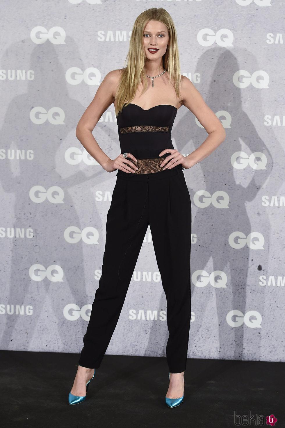 Toni Garrn en los Premios GQ Hombres del Año 2016