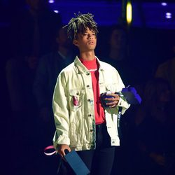 Jaden Smith en la ceremonia de entrega de los MTV EMA 2016