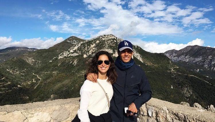 Rafa Nadal y Xisca Perelló disfrutan de unas vacaciones en Francia