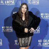 India Martínez durante la premiere de la película 'No culpes al karma de lo que te pasa por gilipollas'