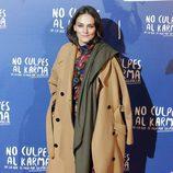 Laura Ponte durante la premiere de la película 'No culpes al karma de lo que te pasa por gilipollas'