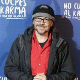 Santiago Segura durante la premiere de la película 'No culpes al karma de lo que te pasa por gilipollas'
