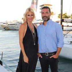 Carolina Cerezuela y Jaime Anglada en Mallorca