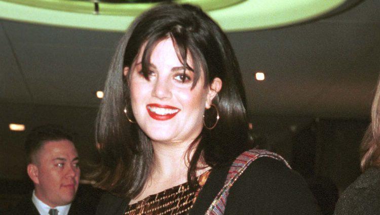 Monica Lewinsky de joven