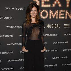 Desiré Cordero en la presentación del musical 'We are sexy women'