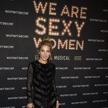 Elsa Pataky en la presentación del musical 'We are sexy women'
