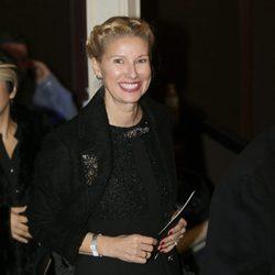 Anne Igartiburu en el regreso de Isabel Pantoja con un concierto de presentación de 'Hasta que se apague el sol'