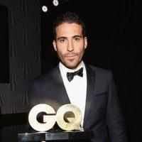 Miguel Ángel Silvestre premiado por GQ México