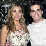 David Bustamante y Gisela durante su paso por la Academia de 'OT'