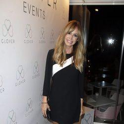 Lara Dibildos en la presentación de Clover