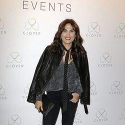 Toni Acosta en la presentación de Clover