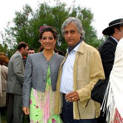 Raquel Bollo y Chiquetete cuando eran un matrimonio unido