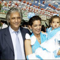 Raquel Bollo, Chiquetete y su hija Alma Cortés Bollo