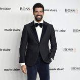 Miguel Ángel Muñoz en la entrega de los Prix de la Moda 2016