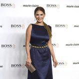 Ivonne Reyes en la entrega de los Prix de la Moda 2016