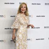 Carmen Lomana en la entrega de los Prix de la Moda 2016