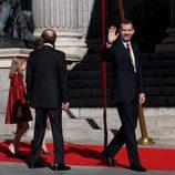 El Rey Felipe en la Apertura de la XII Legislatura