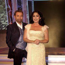 Isabel Pantoja y José Manuel Parada