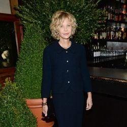 Meg Ryan en un evento en Nueva York