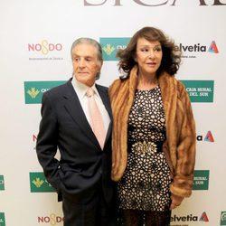 Jaime Ostos y Mari Ángeles Grajal en el SICAB 2016