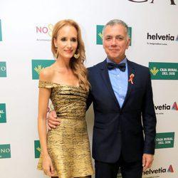 Juan Ramón Lucas y Sandra Ibarra en el Salón Internacional del Caballo 2016