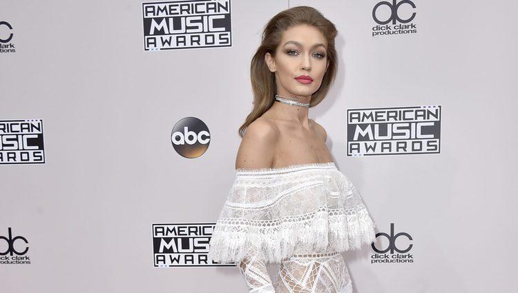 Gigi Hadid en los American Music Awards 2016