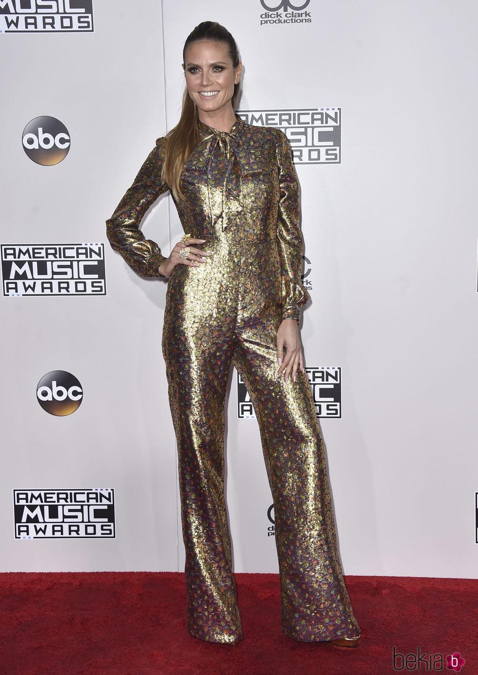 Heidi Klum en los American Music Awards 2016