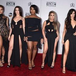 Fifth Harmony en los American Music Awards 2016