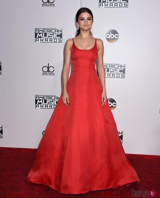 Selena Gomez en los American Music Awards 2016