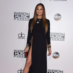 Chrissy Teigen en los American Music Awards 2016