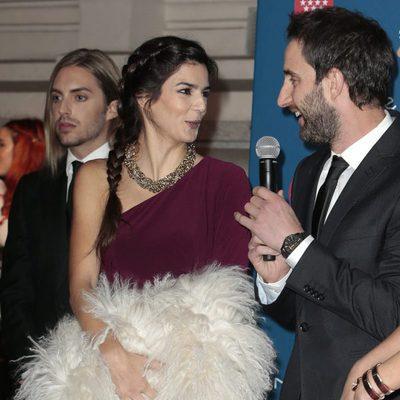 Dani Rovira y Clara Lago en la Gala Sida 2016
