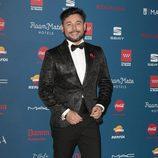 Miguel Poveda en la Gala Sida 2016