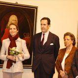Francisco Camps, la Infanta Elena, Jaime de Marichalar y Rita Barberá