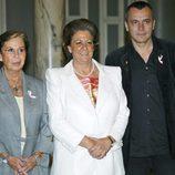 Lina Morgan, Rita Barberá y José Coronado