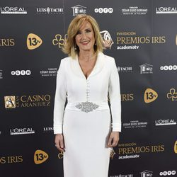 Nieves Herrero en los Premios Iris 2016