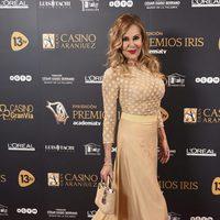 Ana Obregón en los Premios Iris 2016