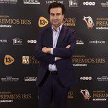 Pepe Rodríguez en los Premios Iris 2016