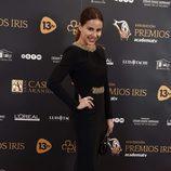 Mónica Hoyos en los Premios Iris 2016