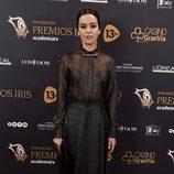 Verónica Sánchez en los Premios Iris 2016