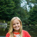 Foto oficial de Ariane de Holanda
