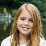 Foto oficial de Alexia de Holanda